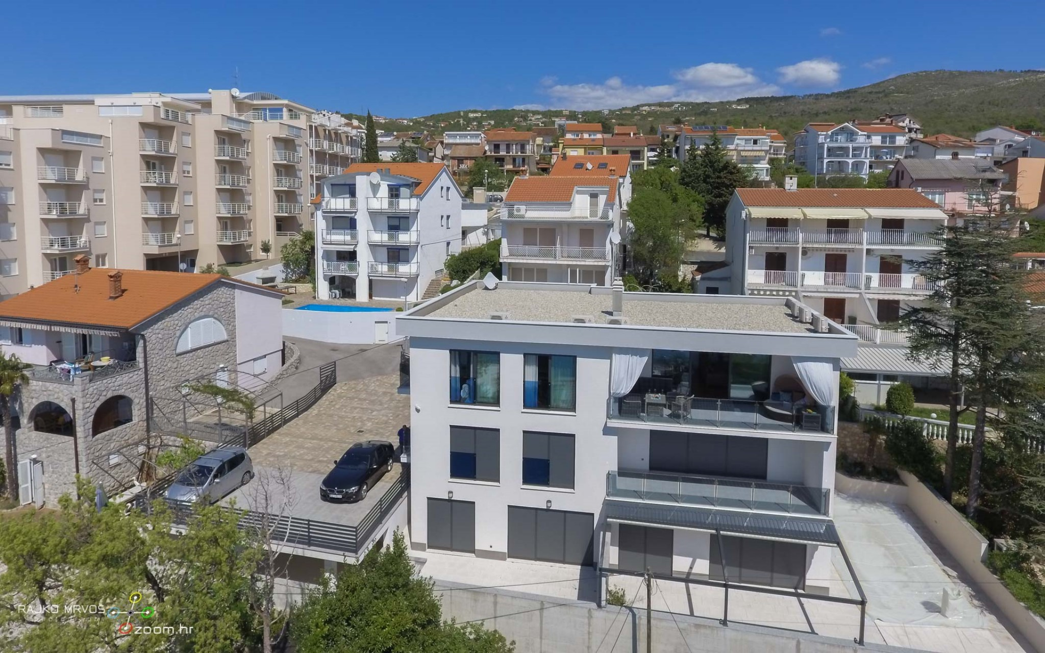 fotografiranje-iz-zraka-eksterijera-dronom-vila-kuca-hotela-apartmana-Larimar-Penthouse-55