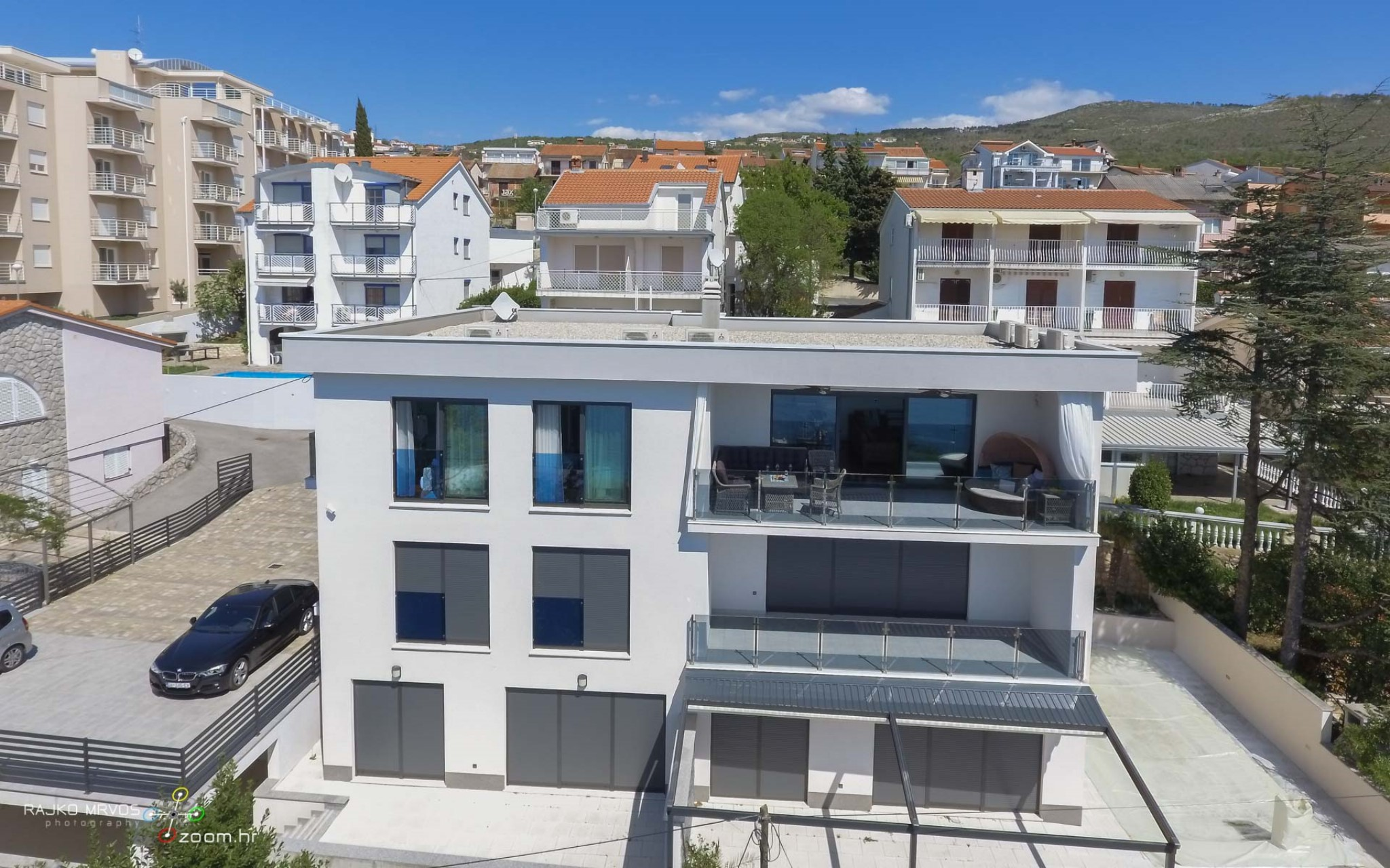 fotografiranje-iz-zraka-eksterijera-dronom-vila-kuca-hotela-apartmana-Larimar-Penthouse-56